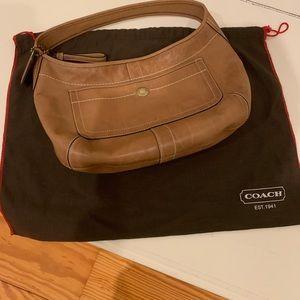 Coach Authentic Leather Bag